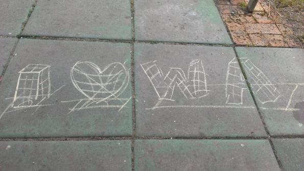 Chalk Drawings