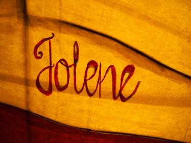 Jolene detail